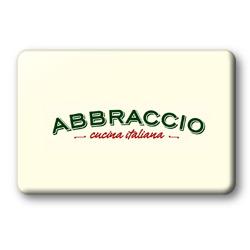 Cartão ABBRACCIO