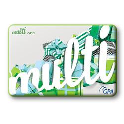 Cartão Multicash