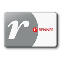 Cartão Renner